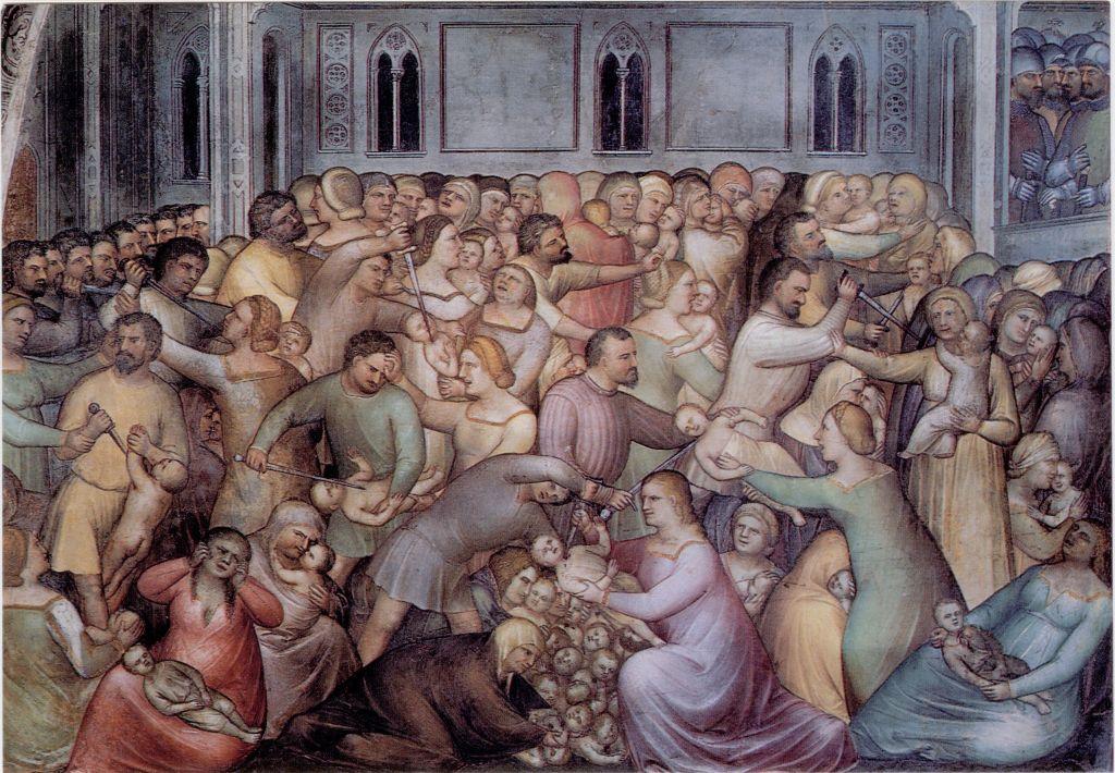 Джусто де Менабуои, 1370-е.